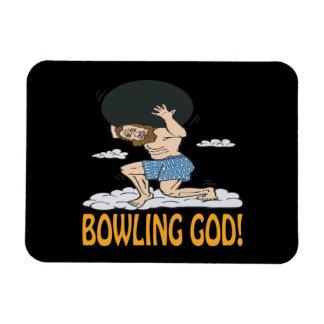 Bowling God Magnet