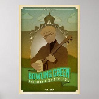 Bowling Green Kentucky Poster