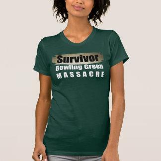 Bowling Green Massacre Survivor T-Shirt