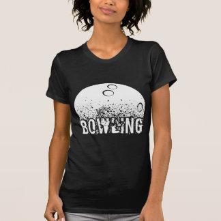 Bowling Grunge Tshirts