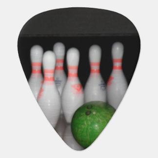 Bowling Guitar Pick