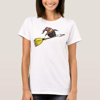 Bowling Halloween Witch T-Shirt