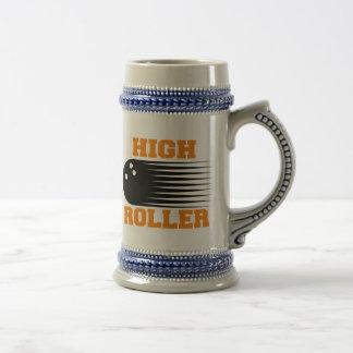 Bowling High Roller Bowler Beer Steins