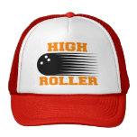 Bowling High Roller Bowler Cap