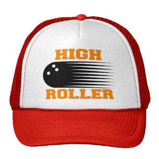 Bowling High Roller Bowler Mesh Hat