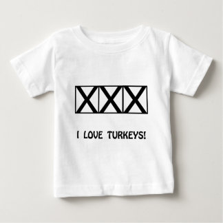 Bowling, I Love Turkeys T-Shirts & Gifts