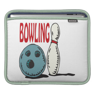 Bowling Sleeve For iPads