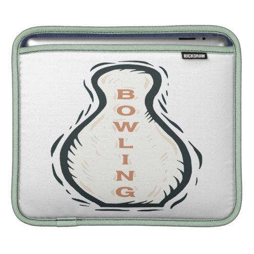 Bowling iPad Sleeve