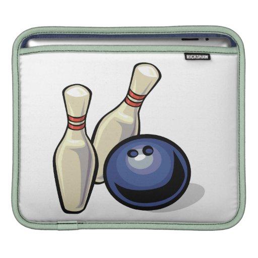 Bowling iPad Sleeves