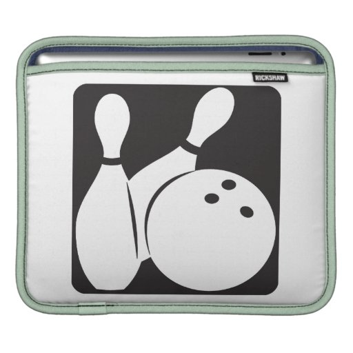 Bowling Sleeves For iPads