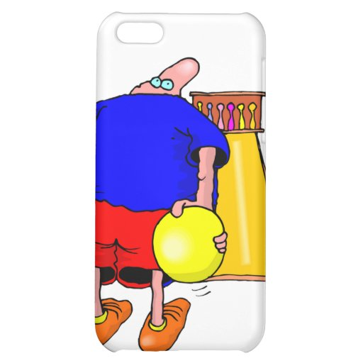 Bowling Cover For iPhone 5C