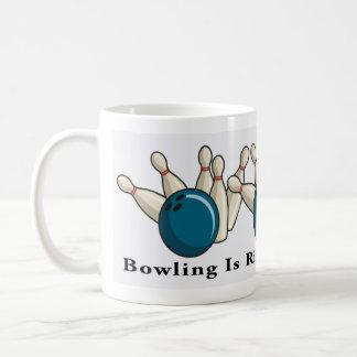 Bowling Is Coffee Mug
