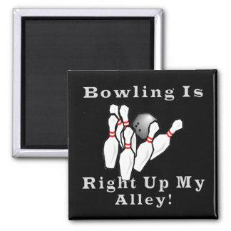 Bowling is magnet