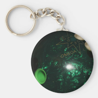 Bowling Key Ring