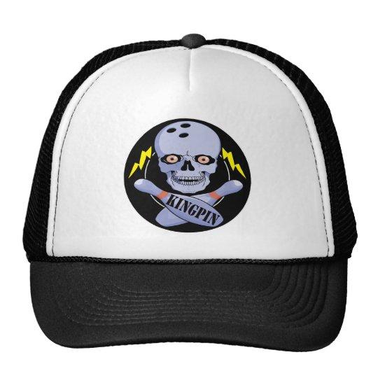 Bowling Kingpin Cap