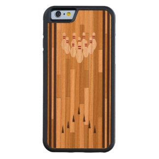 Bowling Lane Wood iPhone 6 Cherry iPhone 6 Bumper Case