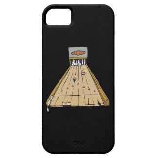 Bowling Lanes iPhone 5 Cover