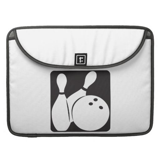 Bowling MacBook Pro Sleeve