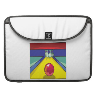 Bowling MacBook Pro Sleeve