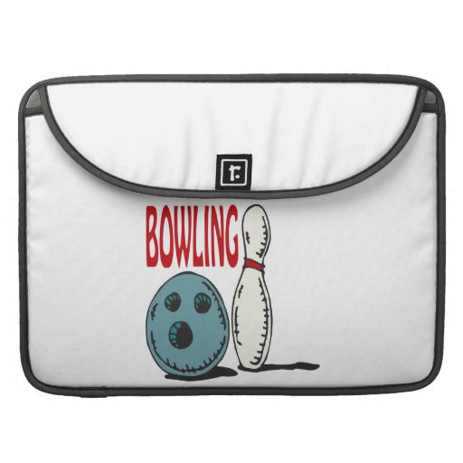 Bowling Sleeve For MacBook Pro