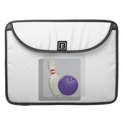 Bowling MacBook Pro Sleeves