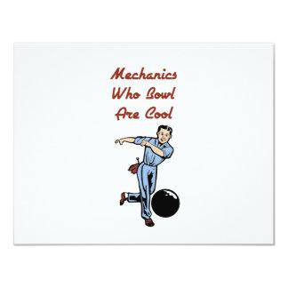 Bowling Mechanics Announcements