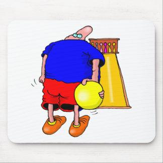 Bowling Mouse Mat