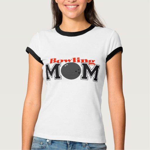 Bowling Mum Tee Shirt