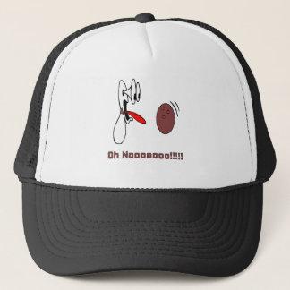 Bowling Oh NOoooo! Trucker Hat