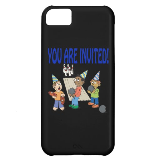 Bowling Party iPhone 5C Case