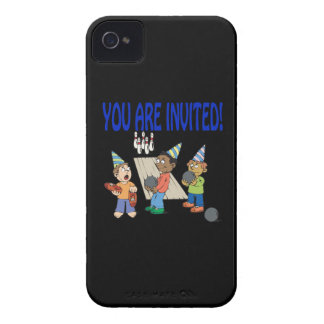 Bowling Party Case-Mate iPhone 4 Cases