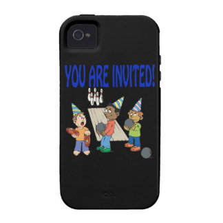 Bowling Party iPhone 4 Covers