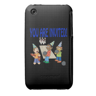 Bowling Party Case-Mate iPhone 3 Case