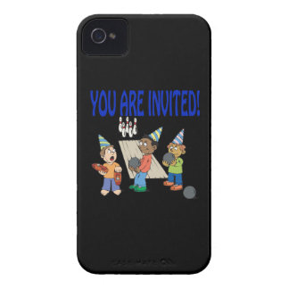 Bowling Party iPhone 4 Case