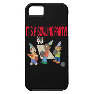 Bowling Party iPhone 5 Cases