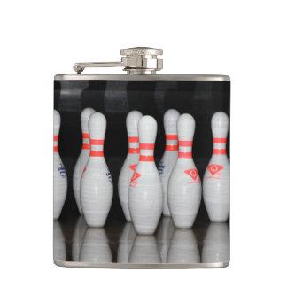 Bowling Pin Flask