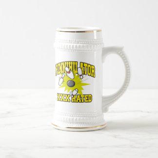 Bowling Pinnihlator XXX Rated Mug
