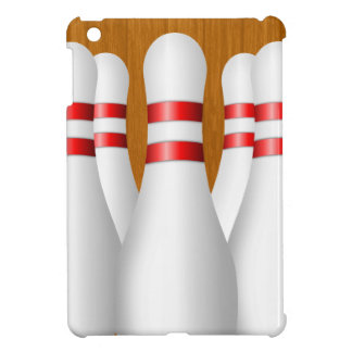 Bowling Pins Cool Custom iPad Mini Case Cover Case For The iPad Mini