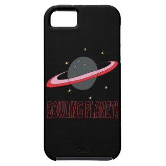 Bowling Planet iPhone 5 Covers