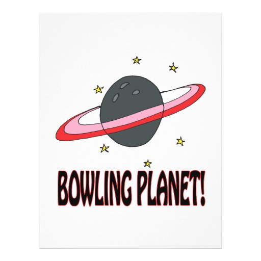 Bowling Planet Flyer
