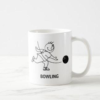 Bowling printed Mug