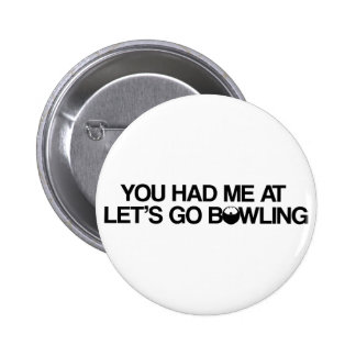 Bowling Products Button