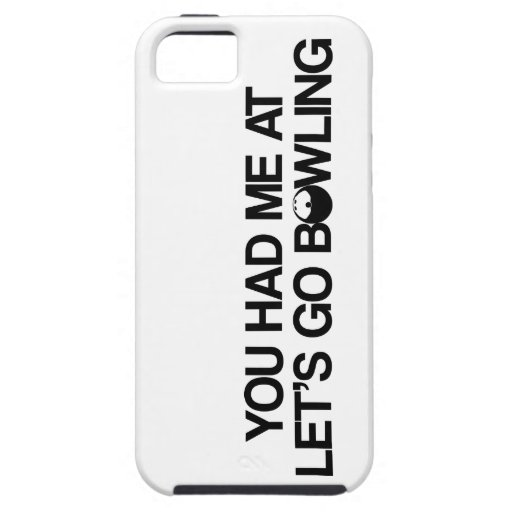 Bowling Products iPhone 5/5S Case