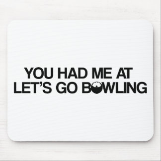 Bowling Products Mousepad