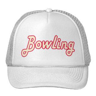 Bowling retro cap