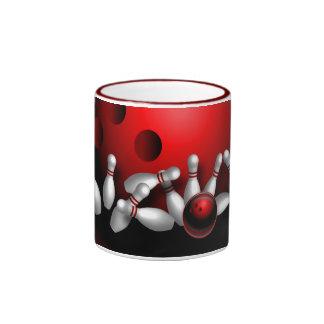 Bowling Ringer Mug