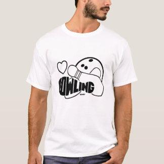 BOWLING SILHOUETTE T-Shirt