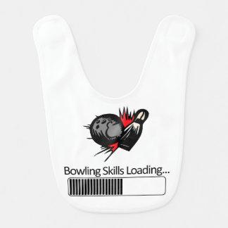 Bowling Skills Loading Bib