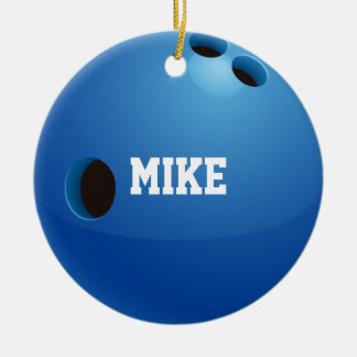 Bowling   Sport Gifts Christmas Ornament