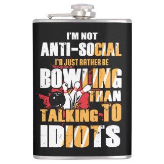 Bowling Sport Hobby Flasks